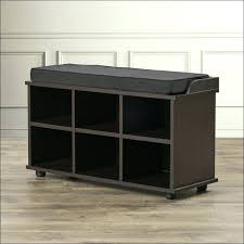 foyer bench with storage full size of house bench seat storage