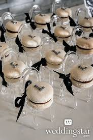 chagne wedding favors parisian wedding inspiration change black ribbons to coloured