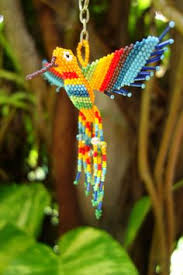 beaded 3d phoenix bird pattern and kit beading patterns