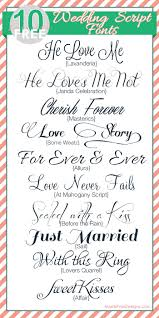 Love Quotes For Wedding Invitation Cards Best 25 Wedding Fonts Ideas On Pinterest Wedding Fonts Free