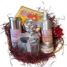 gift baskets for pering for spa gift basket tea foot soap