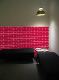 peel and stick kitchen backsplash bricks foam tiles decoration