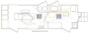 Dental Clinic Floor Plan Work Caravans Mobile Dental Clinic U0026 Hearing Centre Plans