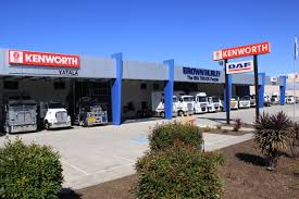 kenworth dealer paccar dealer of the month u2013 brown and hurley kenworth daf yatala