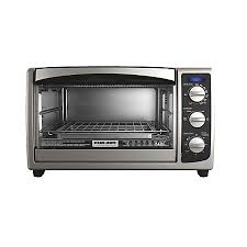 Black Decker Countertop Convection Toaster Oven by fice Depot