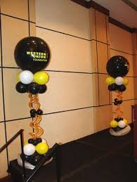 alternative to balloon arch party ideas pinterest balloon