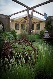 rustic modern garden corten steel water bowl romantic english