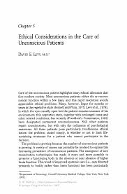 cover letter sample for finance manager ethical considerations in the care of unconscious patients springer