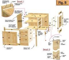 Building Shaker Cabinet Doors by Diy Kitchen Cabinet Plans Kitchen Cabinet Building Plans Having