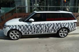 camo range rover range rover lwb spy shots photo gallery autoblog