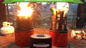 the amazing campfire in a can at last a 2 in 1 campfire by the