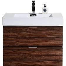 Modern Vanities For Bathrooms Modern Bathroom Vanities U0026 Cabinets Allmodern