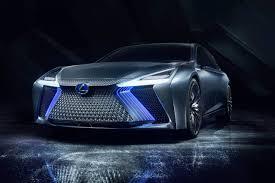 Ls Concept Lexus