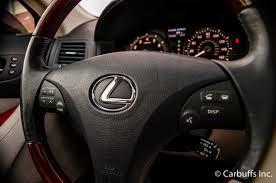 lexus canada es 2009 lexus es 350 sedan concord ca carbuffs concord ca 94520