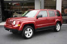 used one owner 2017 jeep patriot latitude new tazwell tn near