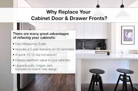 how to replace cabinet doors and drawer fronts cabinet refacing mfs solutions