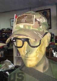 Flags Made In Usa Multicam Contractors Ball Cap With Flag Patch Made In Usa