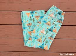 free pattern pajama pants free pajama pant pattern diy crush