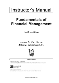 manual of fm