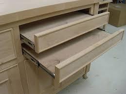 face frame cabinet drawer slides mf cabinets