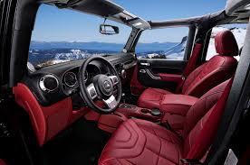 jeep hardtop interior vilner jeep wrangler by vilner