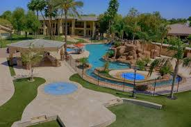 pool ideas mansion u0027s resort like back yard pool lazy river