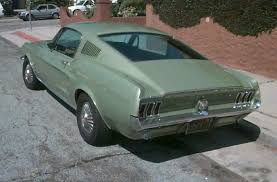 cheap 1970 mustang for sale 1967 mustang fastback lime gold we called it the locust style