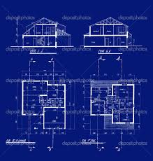 cool design blueprints for houses facelift blueprints for houses