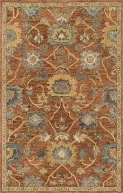 Gold Area Rugs Loloi Rugs Underwood Un 01 Rust Gold Area Rug Kaoud Rugs