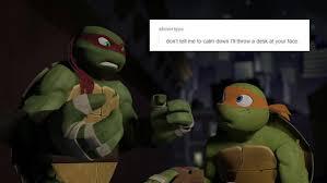 Ninja Turtles Meme - tmnt memes tumblr