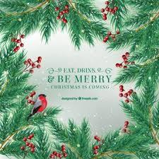 christmas mistletoe mistletoe vectors photos and psd files free