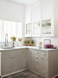 small kitchens with taupe cabinets the best paint colors for your kitchen the