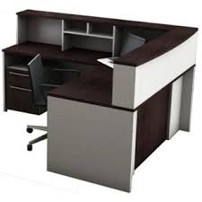 Small Reception Desk Reception Desks Suites You Ll Wayfair