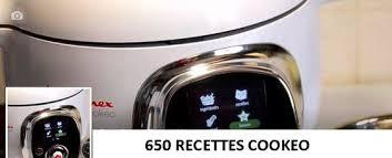 Un PDF de 650 recettes cookeo avec tables des mati¨res et liens