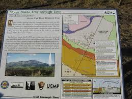 Mt Diablo State Park Map by Pedal Damn It Mount Diablo Ride