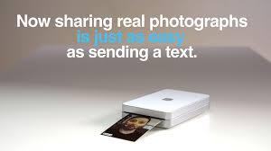 lifeprint photo and video printer apple