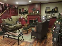 living room primitive decor living room home design fresh