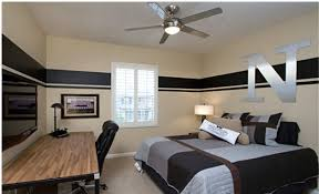 excellent image of sport teenage guy bedroom decoration using