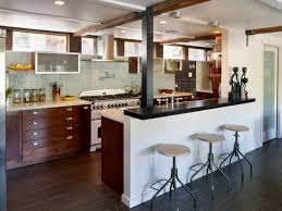 small island style kitchen design u2014 railing stairs and kitchen design