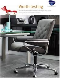 Ekornes Stressless Office Chairs and Furniture
