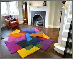 fashionable multi colored area rug u2013 classof co