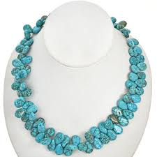 drop beads necklace images Teardrop turquoise beads turquoise tear drop beads teardrop beads JPG