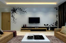 Home Interior Design Tv Unit by Garage Turned Into Bedroom Home Designs Living Room Decoration
