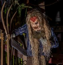 bloody mary halloween horror nights hhn 24 a demented scarecrow in