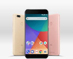 phones with stock android xiaomi s mi a1 details review android stock android oreo p