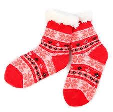 fuzzy christmas socks unisex warm soft christmas fleece fuzzy kids winter slipper socks
