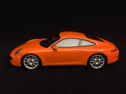gulf porsche 911 porsche 911 carrera s type 991 orange gulf 1 43 minichamps