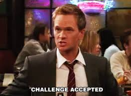 Challenge Gif How I Met Your Challenge Gif By Hoppip Find On Giphy
