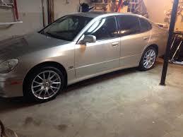 2006 lexus gs300 tires tire size 01 gs300 18