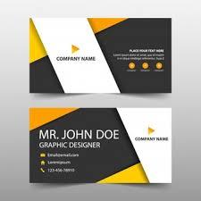 name card design vectors photos and psd files free